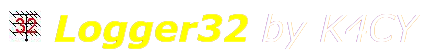 Logger32 by K4CY en Español